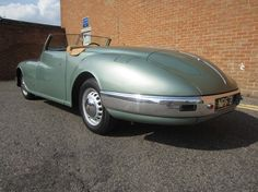 1949 Bristol 402 - Hollywood film star Jean Simmons Roadster | Classic Driver Market