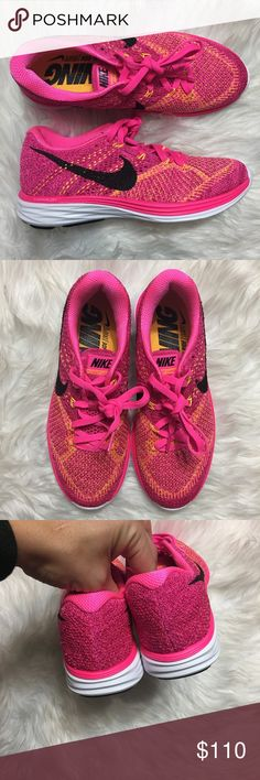 Nike Flyknit Lunar 3 BRAND NEW- ORIGINAL BOX NO LID  ✅PRICE CAN BE NEGOTIATED THROUGH OFFER BUTTON                                                                                                             ✅NEXT DAY SHIPPING ✅BUNDLES DISCOUNT                                                                 🙅🏻 NO TRADES 🙅🏻NO LOWBALLING Nike Shoes Athletic Shoes