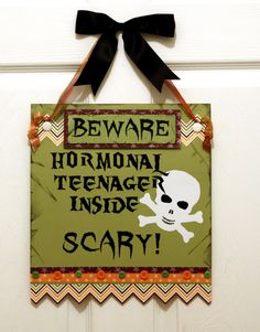 Maybe this should go on my craft board, cause I think I need to make it for my tween... ;)