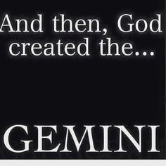 Only #Gemini know how real this is!