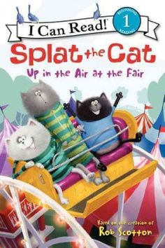 Splat, Spike, and Plank can't wait to go to the fair. But when Kitten can't come, the friends are determined to bring her back the perfect gift. Beginning readers will delight in Splat's hilarious attempts to find the perfect present. Readers won't even know they are learning as they have fun with the -air sound.