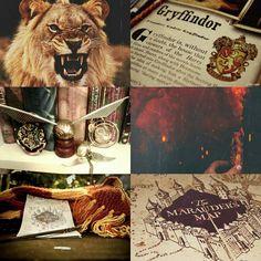 Gryffindor forever♥♥♥