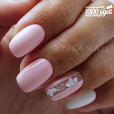 French pedicure designs flower nailart 43 new ideas Pedicure Designs, Manicure E Pedicure, French Pedicure, Pedicure Ideas, Sns Nails Colors, Pink Nails, Colorful Nails, Perfect Nails, Fabulous Nails