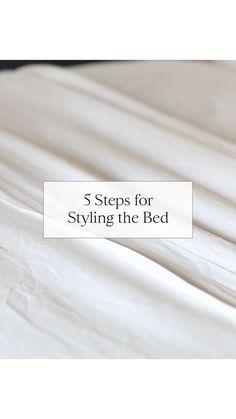 Master Bedroom Interior, Cozy Bedroom, Bedroom Inspo, Dream Bedroom, Bedroom Decor, Bedroom Design Inspiration, Bedding Inspiration, Home Decor Inspiration, Neutral Bedrooms