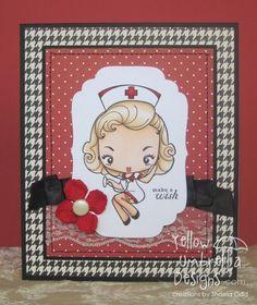 Cheeky Nurse