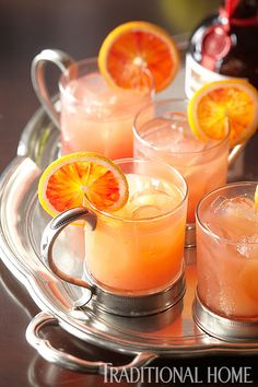 Try this recipe: Grand Marnier with Ginger and Orange - Photo: Peter Krumhardt
