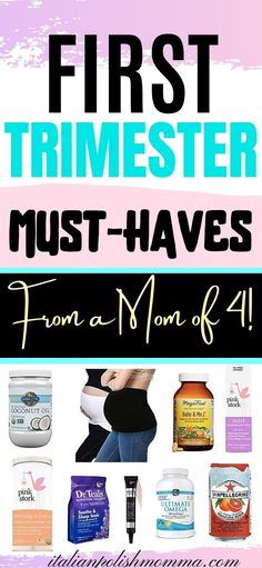 First Trimester Pregnancy Must Haves! Here are first trimester pregnancy tips from a mom of 4! These first trimester pregnancy essentials have helped me survive all 4 of my pregnancies and I couldn't live without them! Pregnancy must haves to help moms with morning sickness, fatigue, headaches, and so much more! #pregnancy #pregnancymusthaves #firsttrimester #firsttrimestermusthaves #maternity #maternitymusthaves #morningsickness #pregnancytips #firsttimemoms Pregnancy Chart, Pregnancy First Trimester, Pregnancy Must Haves, Pregnancy Advice, Trimesters Of Pregnancy, Pregnancy Health, Coffee During Pregnancy, Morning Sickness, Mom Advice