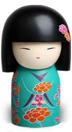 Aya - Colorful. I want this for my desk at the office.