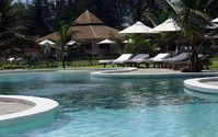 Swimming Pool Ocean Beach Resort