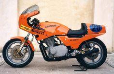 The Laverda 1000 TT1