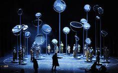 Es Devlin – Set design for Gounod's Faust, Dresden SemperOper, 2010