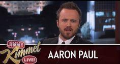 #AaronPaul fait le bilan de la chasse au trésor #BreakingBad