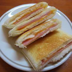 ランチパック ハム&チーズ をちょいとトースト