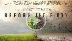 Su National Geographic Channel è andato in onda Punto di non ritorno, il documentario sui cambiamenti climatici di Leonardo DiCaprio.