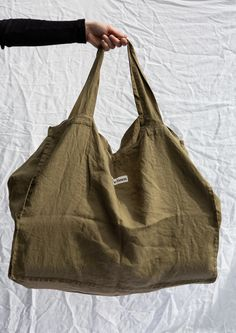 Carry your market finds in our perfect Olive French Linen Carry all bag! Colorful Dresser, Carry All Bag, Craft Bags, Linen Bag, Market Bag, Diy Clothing, Paint Furniture, Furniture Makeover, Furniture Design