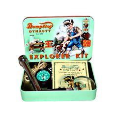 house 8810, explorer kit