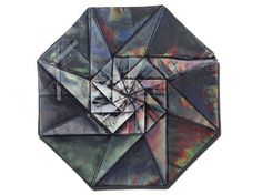 """Issey Miyake Unfolds Origami - Inspired """"132 5"""" Eco- Fashion Collection"""