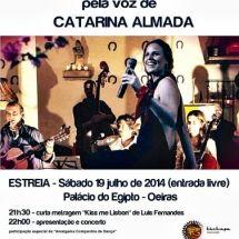 CANTOS DO MAR - Estreia com Catarina Almada