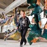 Dutch artists ring 112  emmergency call    Atelier ruimte gezocht    Rob Schrama Art   Nood oproep