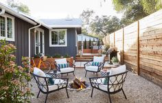 Look Inside: This $800K California Cottage Comes with a Dreamy Writer's Studio: gallery image 16