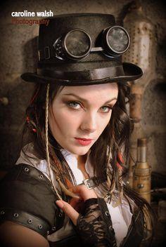 Model: Cathriona Makeup By Flora Photographer Caroline Walsh