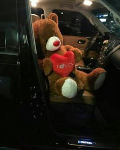 Costco Bear, Yato Noragami, Teddy Bear Gifts, Birthday Quotes For Best Friend, Romantic Things, Romantic Ideas, Cute Cars, Best Friend Goals, Good Thoughts