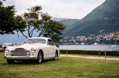 1950 Ferrari 195 Inter Ghia Coupe