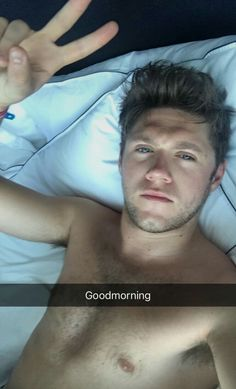 Morning to you too Niall