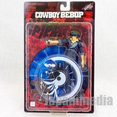 Cowboy Bebop Figure Spike Spiegel JCTC Kaiyodo JAPAN ANIME MANGA