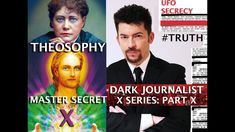 THEOSOPHY MASTER HILARION SECRET RAD LAB & THE UFO FILE! DARK JOURNALIST... Secret Space, Ufo, Dark, Youtube, Movie Posters, Fictional Characters, Film Poster, Fantasy Characters, Youtubers