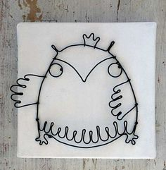 Owl king one by WireDreams on Etsy, $17.00