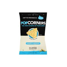 Popcorners White Cheddar Popped Corn Chips (20 oz. bags) ❤ liked on Polyvore featuring home and kitchen & dining