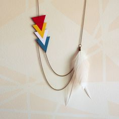The last of the Mohicans Necklace