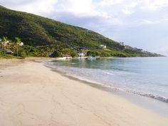 Beautiful Turtle Beach St. Kitts