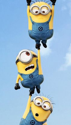 Cute minion wallpaper
