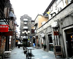 Tianzifang. The charming and quirky place in Shanghai to be