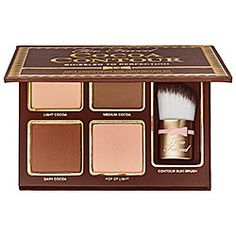Too Faced - Cocoa Contour Chiseled to Perfection  #sephora