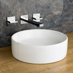 Imola Round Countertop Sink Basin | ClickBasin.co.uk