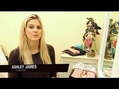 Ashley James exclusive interview