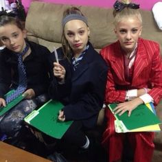 To post on Instagram dance moms rare