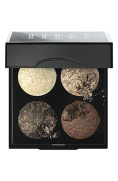 bobbi brown chocolate and gold eye palette. this looks delicious