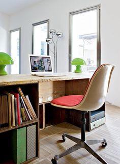 Un bureau modulable et personnalisable - Marie Claire Maison