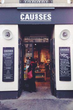 Causses Paris