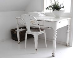 White, love it!