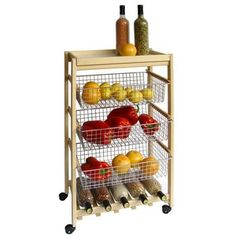 Kitchen Trolley Artu from The Holding Company