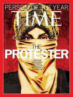 Occupy L.A. Protester Inspires 'TIME' Cover - Highland Park-Mount Washington, CA Patch