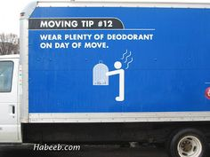 Budget.com Moving Tips Funny humour humor okokno.com