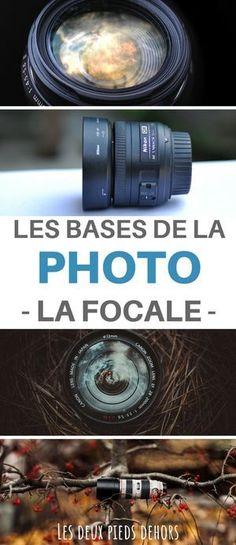 La distance focale en photo : qu'est ce que c'est