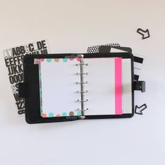 What do you think about these homemade inserts for pocket filofax? (: • • • Qué os parecen estas páginas homemade para el filofax tamaño pocket? #planner #filofax #filofaxpocket #plannerinserts