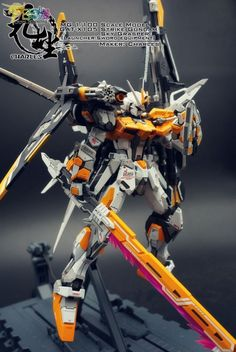 """Custom Build: MG 1/100 Perfect Strike Gundam """"Yellow Strike""""                                                                                                                                                                                 More"""